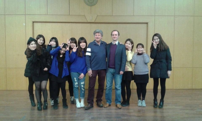 Flute masterclass with Jean-Michel Tanguy for students of Philipp Jundt
