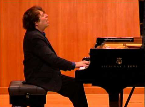 André Boainain recital, Brazil, 2013